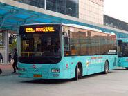 深圳公交M332路五洲龙FDG6111HEVG2