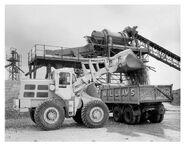 A 1970s Weatherill L66 loader