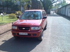 Chevrolet Tavera Indian edition