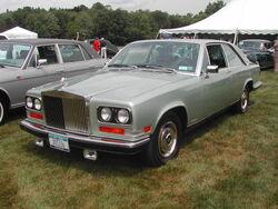 1982 Rolls-Royce Camargue (front)