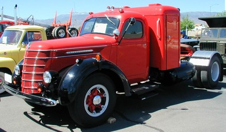 International D-50 Truck