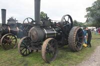 Fowler no. 11700 TE Waltzing Matilda - SV 5785 at Harewood 08 - IMG 0427