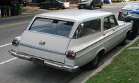 Plymouth Belvedere Wagon 1965
