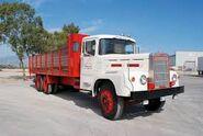 A 1970s LEYLAND Buffalo Diesel Farmtruck