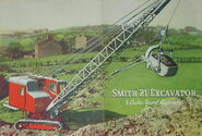 A 1970s Smith Of Rodley 21 Excavator Diesel