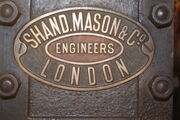 Shand Mason and Co. mfc plate - IMG 0081.JPG