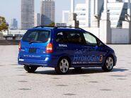 General-Motors Hydrogen-3 rear