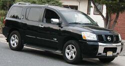 2005-2007 Nissan Armada