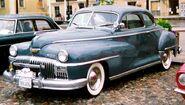 De Soto Coupe 1947