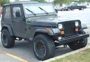 Jeep Wrangler YJ Rio Grande