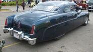 '51 custom merc rear