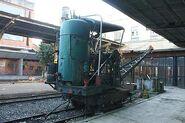 A 1850s Smith Of Rodley 5T Steam Railcrane