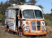 A 1960s LEYLAND Steer Diesel Truck