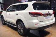 Nissan Terra (rear)