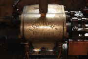 F.Clarke Portable engine cylinder at Wortley Top Forge 2010 - IMG 0103.JPG