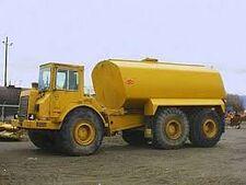 1990s DJB D350 Water Tanker Diesel