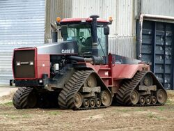 Let's get ready to rumble - geograph.org.uk - 465317 Quadtrac.jpg
