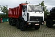 MZKT truck