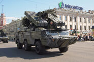 9K33 Osa of the Russian Army