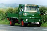 A 1960s LEYLAND Ninety Lorry Diesel preserved