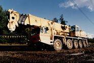 COLES-GROVE AT1500 10X10 TDI Cranetruck
