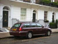 Rover 75 Tourer 2001 rear