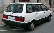 Mitsubishi Space Wagon rear 20071025