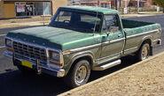 1980 - 81 Ford F100 Custom XLT