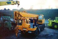ALLEN-GROVE H2564 Cranetruck 6X4 Diesel