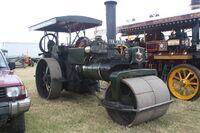 Aveling & Porter no. 10072 roller of 1922 reg YA 3783 at Scorton 09 - IMG 4929.jpg