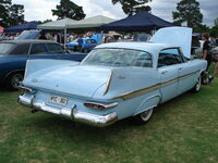 1959 Plymouth Belvedere 4-door Hardtop (rear)