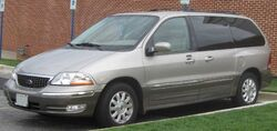 2001–2003 Ford Windstar Limited