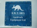 Aardvark Equipment