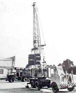 1950s Coles Remus Cranetruck