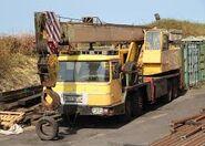 ALLEN T16 TDI Cranetruck 8X4