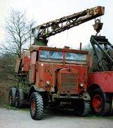 A 1940s LEYLAND Retriever based Coles Crane 6X6