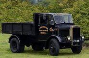 A 1950s LEYLAND Lynx Diesel Tipper Lorry