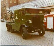 A 1950s LEYLAND Retriever Towtruck Diesel