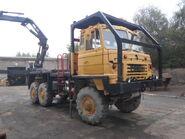 FODEN Forest Truck 6X6 Diesel