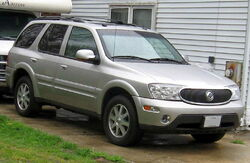 2004–2005 Buick Rainier