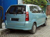 2007 Toyota Avanza 1.3 E F601RM (20201106) 02