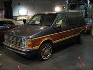 1986 Dodge Caravan Smithsonian National Museum of American History