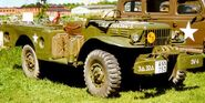Dodge WC-52 Weapon Carrier 1942