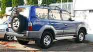 Toyota Land Cruiser Prado 90 002