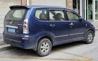 2007 FAW-Daihatsu Xenia
