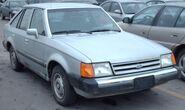 '86-'87 Ford Escort 5-Door