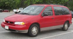 1995–1997 Ford Windstar