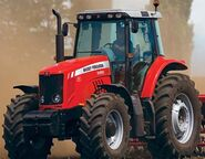 MF 6480 Dyna-6 MFWD (Uzel) - 2008