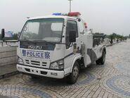 Police car警車