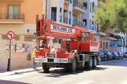 ALLEN-GROVE H1564 Cranetruck 6X4 Diesel in Malta